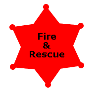 Fire & Rescue at Squad Car Supply
